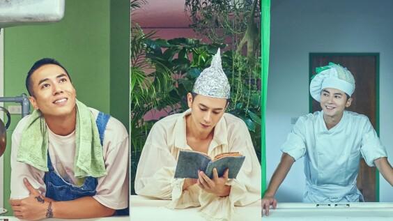 《故事宮寓》5位男主角卡司曝光!李國毅化身「翠玉白菜」、劉冠廷飾演「龍冠鳳紋玉飾」,展開夢境般的狂想旅程