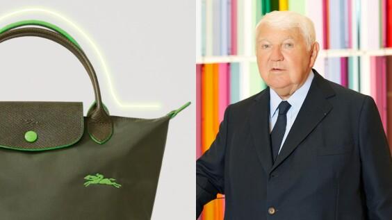 Longchamp經典尼龍包創始人Philippe Cassegrain因新冠肺炎離世!享壽83歲