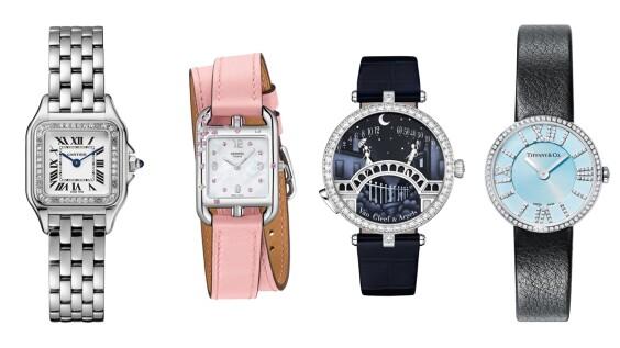 2020年精品手錶暢銷排行調查!Cartier、Dior、Van Cleef & Arpels…超過10個品牌TOP.1熱賣款指南