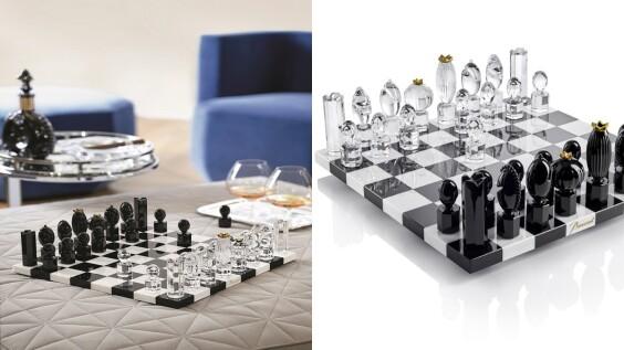 搭上《后翼棄兵》熱潮!Baccarat法國巴卡拉水晶推出奢華水晶西洋棋盤組,收藏玩家的天價夢幻逸品