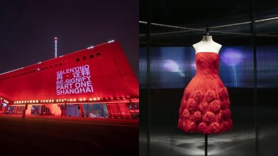 Valentino「再˙詮釋」展覽上海登場!非傳統展覽、集合眾藝術家...必看3大亮點幫你整理好