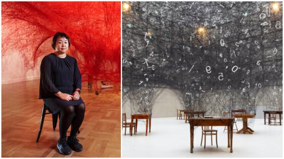 塩田千春《撼動的靈魂》2021五月移師北美館!從8個面向認識這位日本藝術家