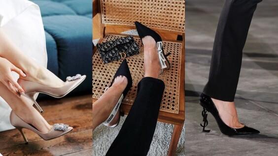 2020年度精品高跟鞋TOP8!盤點Chanel雙色鞋、Christian Louboutin紅底鞋、Dior緞帶鞋、Gucci方頭鞋…每一雙都是經典