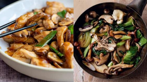 3步驟快手完成!雞胸肉爆炒香菇食譜來了,鮮嫩入味、低脂好吃,快學起來!