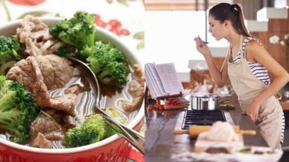 暖洋洋的牛肉蔬菜鍋食譜來了!營養高蛋白加上蔬菜纖維,是減脂期最適合吃的料理!