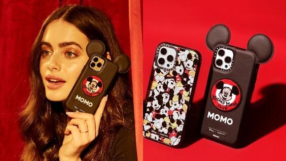 手機殼冒出米奇大耳朵!CASETiFY首度聯名迪士尼推出9款超萌手機殼,可愛大臉、滿版印花叫人難以抉擇