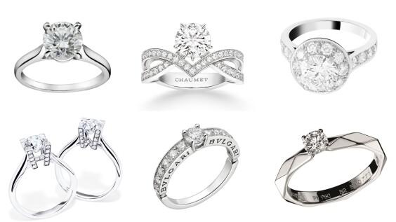 詢問度最高、最暢銷!盤點Cartier、Chanel、Tiffany、Harry Winston、Piaget、VCA…12個精品品牌的年度排行Top.1鑽戒