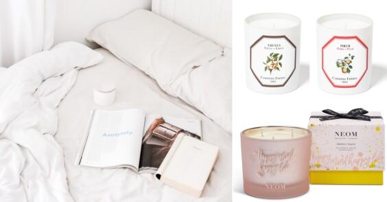 宅家自我療癒必備!精選9款歐美經典天然香氛蠟燭,為臥室增添溫馨氛圍