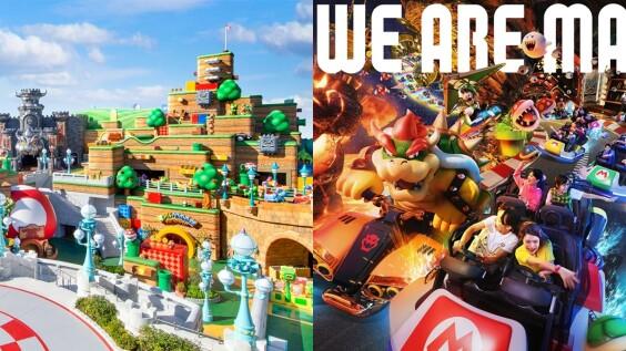 日本環球影城「超級任天堂世界」開幕!加入瑪利歐賽車6大遊樂設施,更宣布擴建大金剛園區