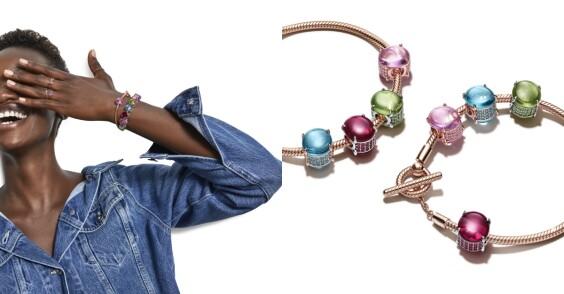 呼叫珠寶控!Pandora的Colours與春節兩大系列精緻絢麗又細膩,還能以專屬命定色彩密碼加持自信幸運能量,是品味行家年度必收之作啊!