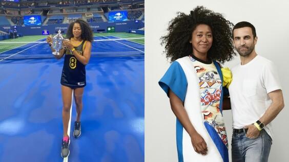 LV找上網球天后大阪直美擔任品牌大使!從球場插足時尚圈,堪稱最完美女性代表原因出爐