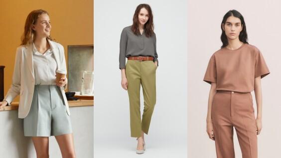 從Uniqlo早春系列看2021穿衣趨勢!美型外套、機能上衣、涼感夏裝...熱賣TOP3整理給你