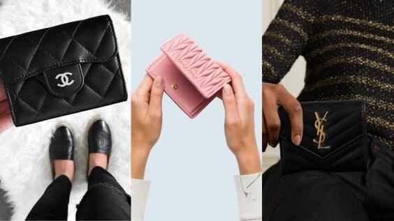 2021精品皮夾推薦!Dior、LV、Hermès、Chanel…精品牌經典錢包盤點,熱賣程度就連代購都要排隊