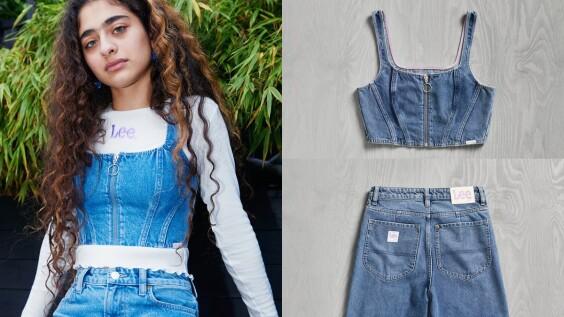 H&M攜手傳奇丹寧品牌Lee推出聯名牛仔褲、夾克外套、漁夫帽…全系列都不超過2千