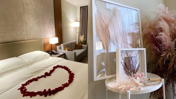 網美失心瘋!六福萬怡酒店推「夢幻系植感」主題房,讓5感沈浸花草世界,全面療癒身心