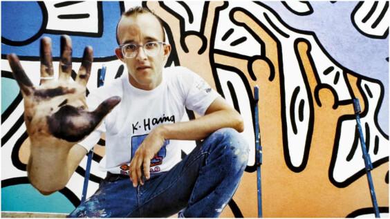 Coach、馬汀鞋都跟他聯名!獻給Keith Haring的8個關鍵字──最令人懷念的塗鴉奇才、跨世代藝術ICON