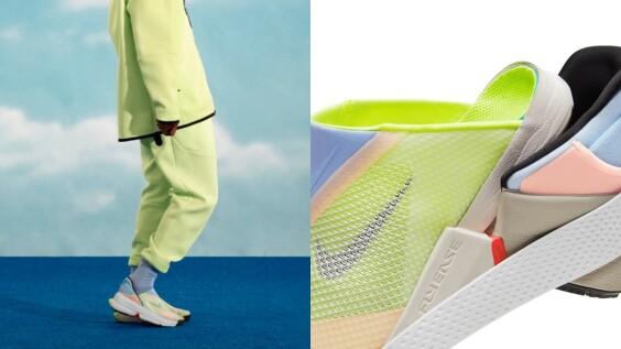 不用動到一根手指頭!Nike全新球鞋Go FlyEase細節、售價一次看