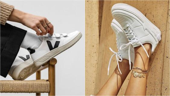 2021小白鞋Dcard熱搜排行:Veja法國國民品牌、Nike個性Air Force...8款鞋控必收推薦(附售價