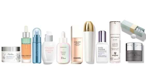 2021美白保養化妝水、精華液、面膜完整推薦!不單是膚色白皙,還要乾淨、透亮、不暗沉才是正解