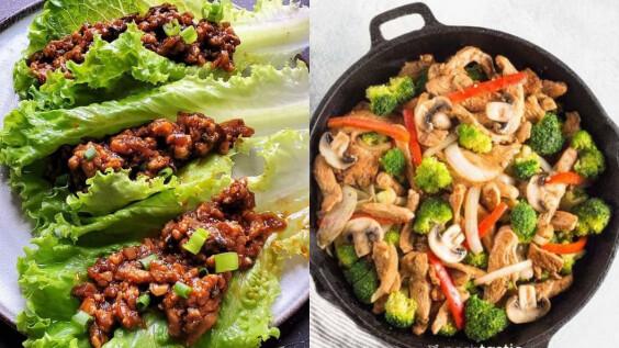 快樂減脂餐:營養好吃的洋蔥炒雞胸肉食譜來啦!包生菜吃更美味!