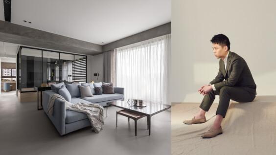 從傢到家!彤雲潤景CEO黃奕景  專訪「一站式的室內設計魔法,輕鬆打造你的夢想家居。」