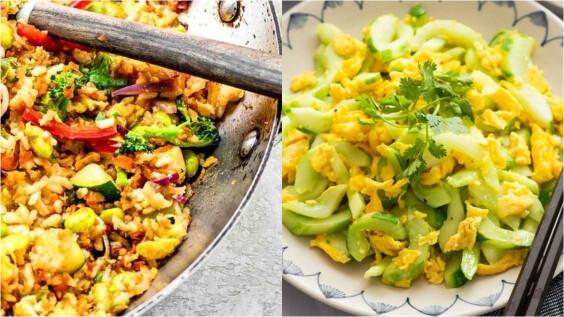 """解鎖低脂餐新吃法 吃撐都不怕胖的""""涼拌荷包蛋""""食譜來了"""
