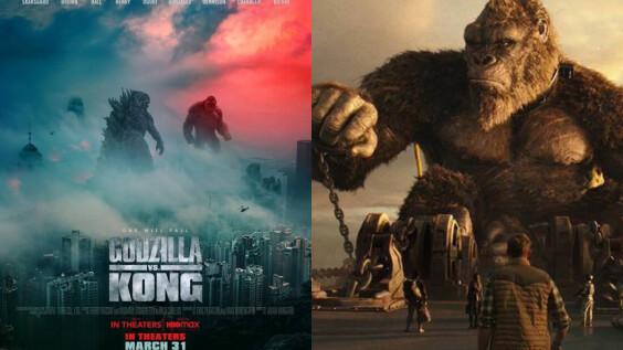《哥吉拉大戰金剛》評價開高,獲「怪獸宇宙」系列電影中,最高的好評