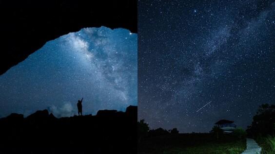 2021台東最美星空導覽開放報名!加碼公開14處絕佳觀星位置、7場星空音樂會,立刻揪團去看浩瀚銀河