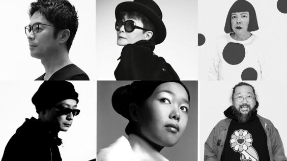 藝術東洋風!除了奈良美智與塩田千春,你必須認識的6位日本大師