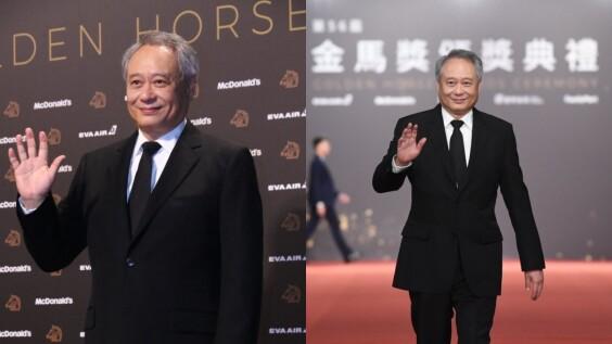 華人史上第一位!李安獲頒英國奧斯卡終身成就獎:「對我來說是莫大榮耀。」