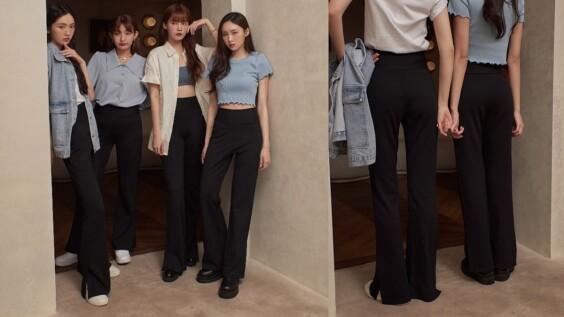 穿上人人都是女團腿!PAZZO這款地表最強、狂賣萬件的美圖瘦瘦褲,打造逆天大長腿的夢幻比例簡直無敵!