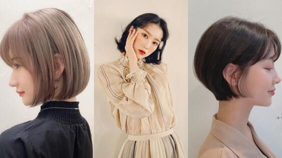 2021短髮造型統整:從剪髮風格、燙髮推薦,到春夏髮色通通都在這篇(不斷更新)