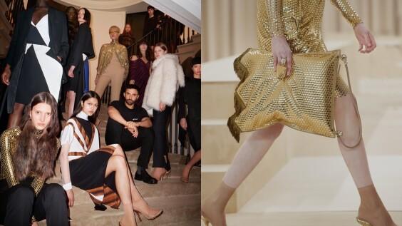 2021秋冬倫敦時裝週|Riccardo Tisci以母親為題!Burberry秋冬大秀是寫給天下女性的情書