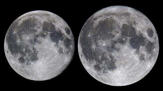 2021首次超級月亮4/27現蹤!比平時滿月更亮、更大顆,最佳觀測時間出爐,下個月將迎來全年最大滿月