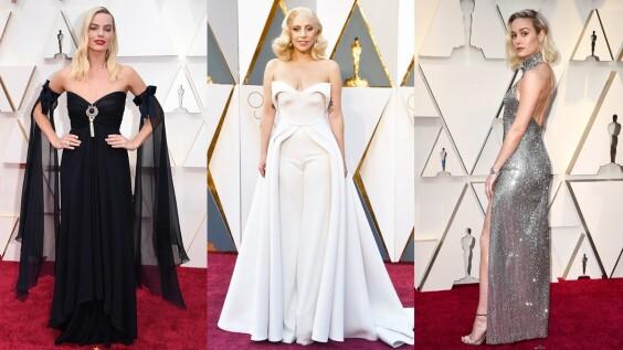 從1954到2021年,奧斯卡經典紅毯造型盤點!安潔莉娜裘莉、珍妮佛勞倫斯、魯妮瑪拉、瑪格羅比、Lady Gaga...18位女星絕美禮服一次看