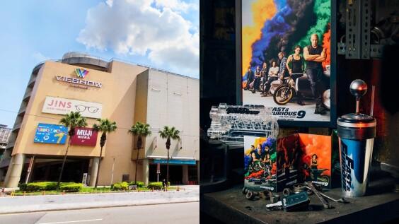 中和人歡呼!「中和環球威秀影城」5/14開幕,10座全新雷射影廳看電影更享受,必收藏《玩命關頭9》限定套票