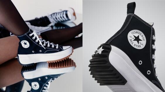 紅翻天Converse Run Star Hike厚底帆布鞋在台開賣!還有Move系列、Lift系列同步登場,3大系列售價一併附上