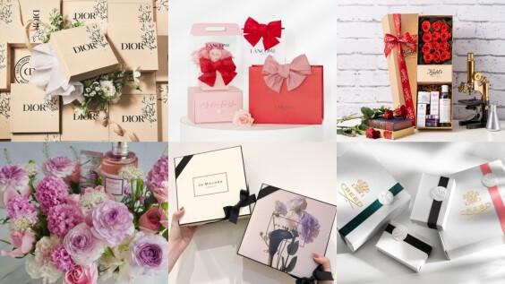 2021母親節第二波禮盒+包裝服務:雅詩蘭黛、歐舒丹、CREED、朵茉麗蔻、IPSA、Kiehl's、蘭蔻幸福蝴蝶結、Jo Malone London、DIOR...禮物就從這裡挑