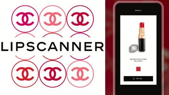 香奈兒也有口紅黑科技!首創唇彩掃描配對APP,用顏色一秒找出最適合的小香唇膏