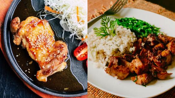 """吃了幸福感滿滿的低脂版""""日式照燒洋蔥雞肉飯""""食譜來了!"""