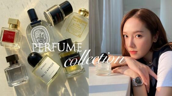 香氛控Jessica最愛這6支香水!其中Byredo的這款居然用掉7罐,這張就是仙女清單!