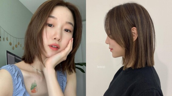 2021短髮髮型推薦:被稱為流蘇剪2.0的Page Cut,輕盈層次更適合夏天!