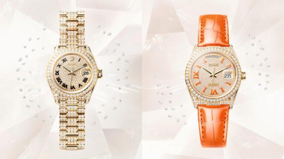 勞力士2021年新款腕錶 以璀璨奪目光彩展示其非凡品味