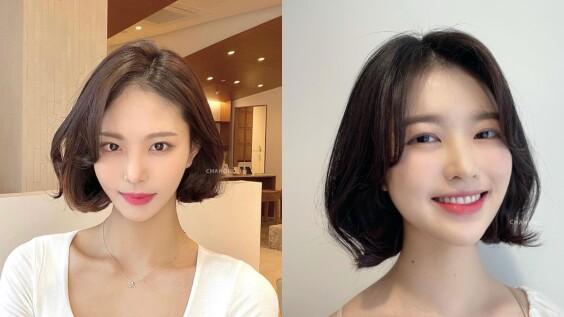 2021短髮燙髮推薦:看似簡單卻藏有細節的Mods Perm,完全是韓劇短髮的定番造型!