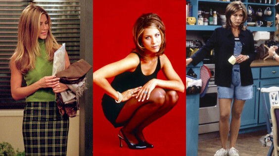 從《六人行:重聚篇》(Friends:The Reunion)回味「瑞秋」珍妮佛安妮斯頓六大經典穿搭,現在看也不過時!