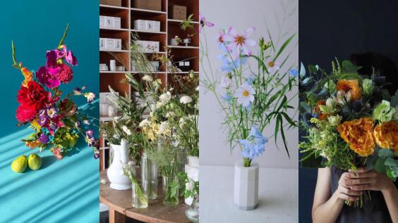 風格花藝師就在你家:花束外送、零距離線上教學、訂製禮花不間斷