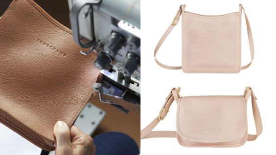Longchamp鐵粉搶著入手的隱藏版手袋!Le Foulonné系列全新包款柔霧粉、焦糖棕、玫瑰紅問世…萬元就有的佛心售價