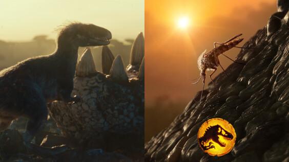 《侏羅紀世界3》海報曝光!向經典《侏羅紀公園》致敬,三大元老演員回歸
