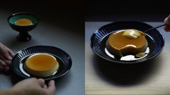 【宅時尚甜點by大口心心】萊恩家的焦糖布丁,超簡單食譜可以親子一起動手做