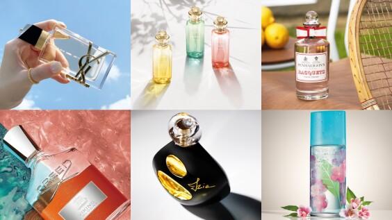 2021夏天香水新品推薦:YSL、卡地亞、Penhaligon's潘海利根、CREED、Sisley、伊麗莎白雅頓…清新如天空、河流、海洋